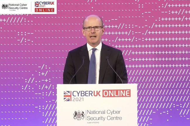 Director GCHQ's Speech at CYBERUK 2021 Online