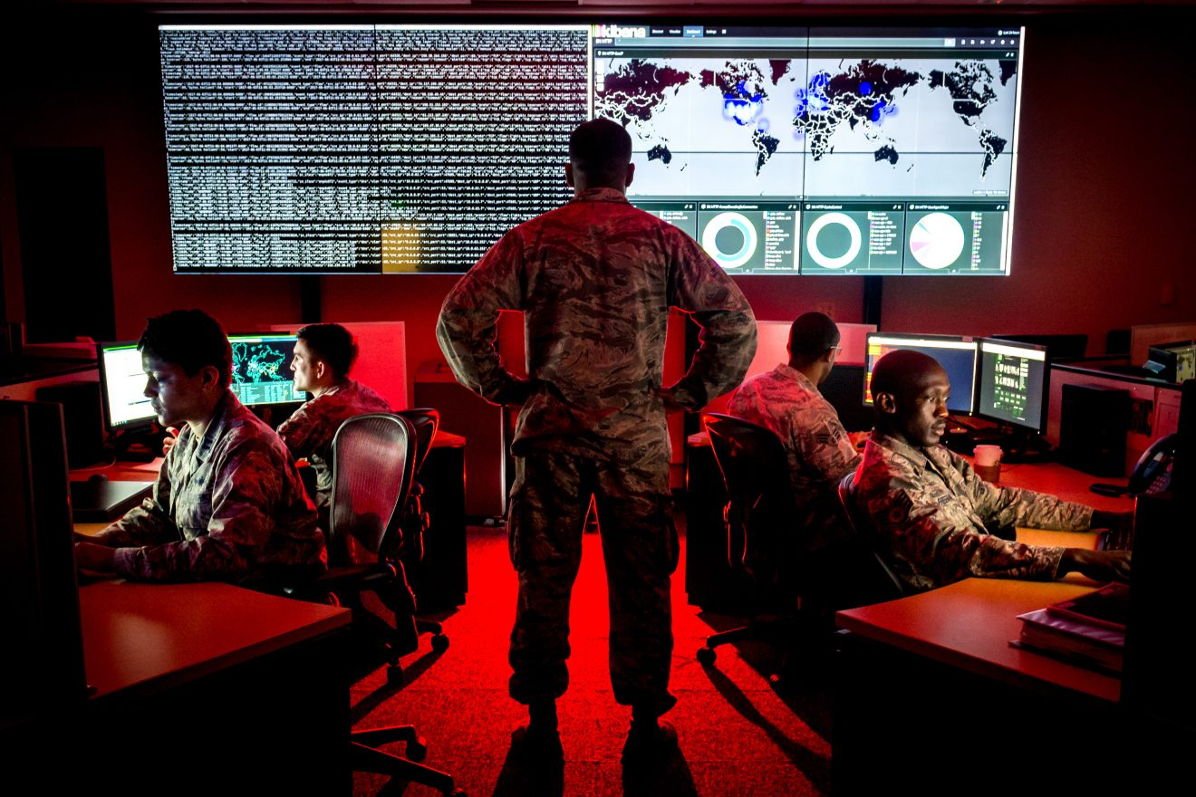 DOD Wants Partners to Up Their Cybersecurity Game, Official Says