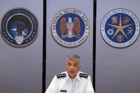 NSA, Cybercom Leader Says Efforts Have Expanded